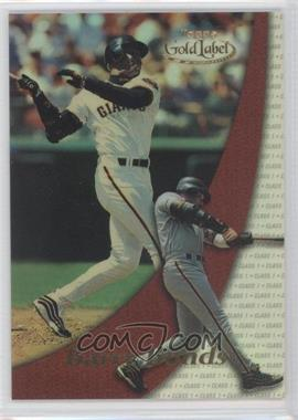 2000 Topps Gold Label - [Base] - Class 1 #85 - Barry Bonds