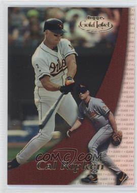 2000 Topps Gold Label [???] Class 1 #80 - Cal Ripken Jr.