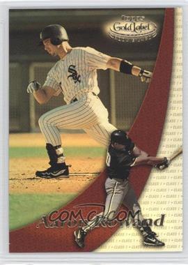 2000 Topps Gold Label [???] Class 1 #96 - Aaron Rowand