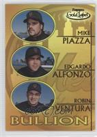 Mike Piazza, Edgardo Alfonzo, Robin Ventura