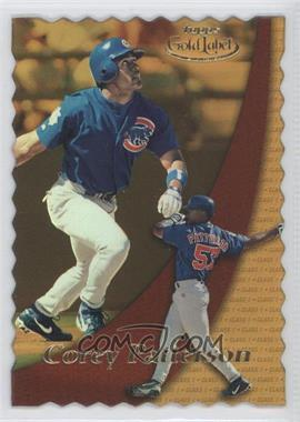 2000 Topps Gold Label Class 1 Gold #42 - Corey Patterson /100
