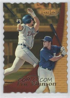 2000 Topps Gold Label Class 1 Gold #71 - Eric Munson /100