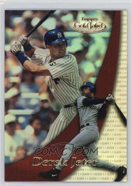 2000 Topps Gold Label Class 1 #22 - Derek Jeter