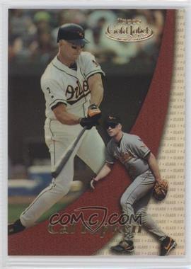 2000 Topps Gold Label Class 1 #80 - Cal Ripken Jr.