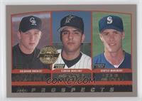 Miguel Tejada, Chad Meyers, Josh Karp