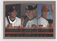Wilton Veras, Joe Crede, Mike Lamb