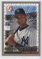 Derek Jeter (Wins 1998 World Series)
