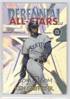 2000 Topps Perennial All-Stars Limited Edition #PA1 - Ken Griffey Jr.