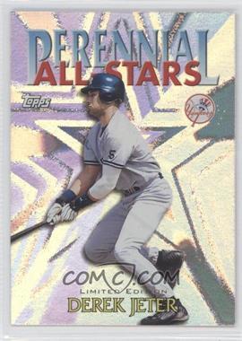 2000 Topps Perennial All-Stars Limited Edition #PA2 - Derek Jeter
