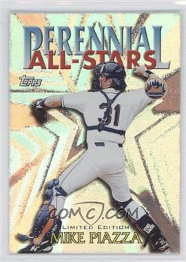 2000 Topps Perennial All-Stars Limited Edition #PA5 - Mike Piazza