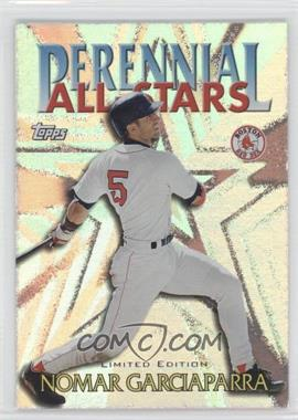 2000 Topps Perennial All-Stars Limited Edition #PA6 - Nomar Garciaparra