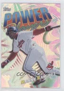 2000 Topps Power Players #P11 - Manny Ramirez