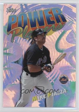 2000 Topps Power Players #P14 - Mike Piazza