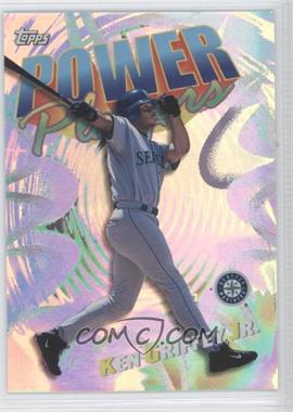 2000 Topps Power Players #P2 - Ken Griffey Jr.