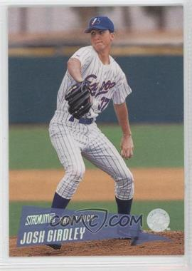 2000 Topps Stadium Club #241 - Josh Girdley