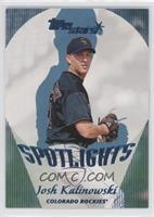 Josh Kalinowski /99