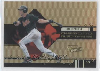 2000 Ultimate Victory Diamond Dignitaries #D6 - Cal Ripken Jr.