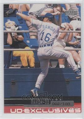 2000 Upper Deck [???] #136 - Joe Randa /100