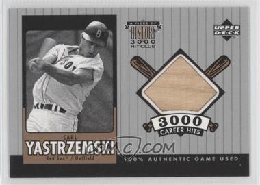 2000 Upper Deck [???] #LB-B - Carl Yastrzemski