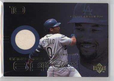 2000 Upper Deck Gold Reserve - Game-Used Ball #B-GS - Gary Sheffield
