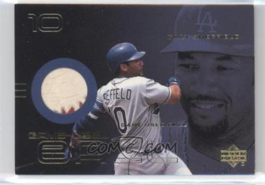 2000 Upper Deck Gold Reserve [???] #B-GS - Gary Sheffield