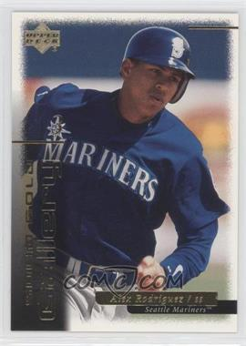 2000 Upper Deck Gold Reserve [???] #G3 - Alex Rodriguez
