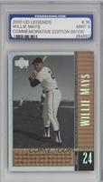Willie Mays /100 [ENCASED]