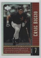 Craig Biggio /100