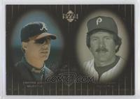 Mike Schmidt, Chipper Jones