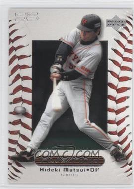 2000 Upper Deck Ovation Japan #66 - Hideki Matsui