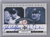 John Montefusco, Chris Chambliss /125