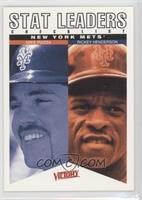 Mike Piazza, Rickey Henderson
