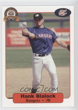 2001 Arizona Fall League Prospects #1 - Hank Blalock