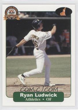2001 Arizona Fall League Prospects #17 - Ryan Ludwick