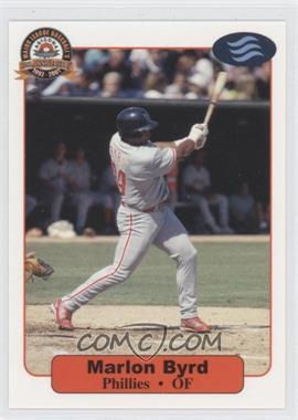2001 Arizona Fall League Prospects #3 - Marlon Byrd