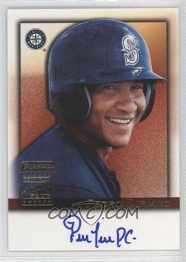 2001 Bowman Autographs #BA-PL - Pedro Liriano