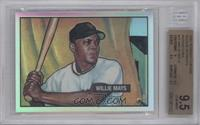 Willie Martinez /299 [BGS 9.5]