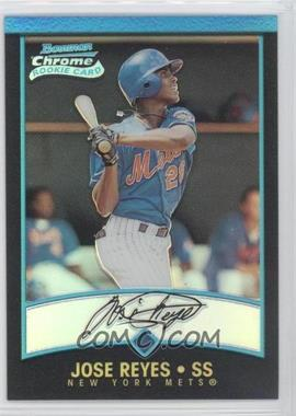 2001 Bowman Chrome #164 - Jose Reyes