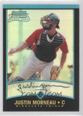 2001 Bowman Chrome #169 - Justin Morneau