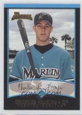 2001 Bowman Gold #369 - Charlie Frazier