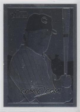 2001 Bowman Heritage - Chrome #BHC109 - Matt Stairs
