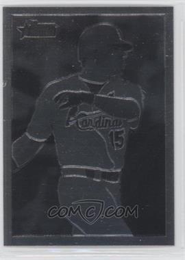 2001 Bowman Heritage - Chrome #BHC17 - Jim Edmonds