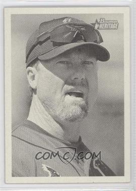 2001 Bowman Heritage #36 - Mark McGwire