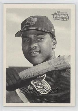 2001 Bowman Heritage #425 - [Missing]