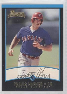 2001 Bowman #256 - Travis Hafner