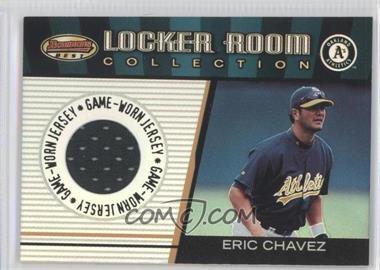 2001 Bowman's Best [???] #LRCJ-EC - Eric Chavez