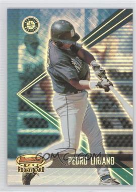 2001 Bowman's Best #153 - Pedro Liriano /2999