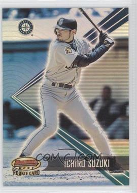 2001 Bowman's Best #162 - Ichiro Suzuki /2999