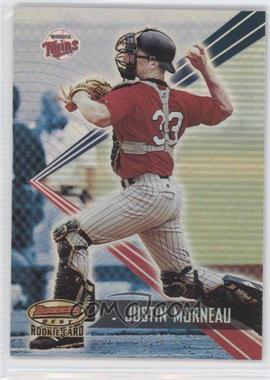 2001 Bowman's Best #166 - Justin Morneau /2999