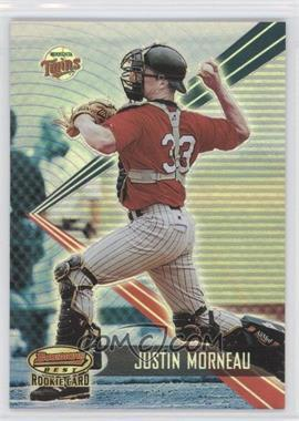 2001 Bowman's Best #166 - Justin Morneau /2999
